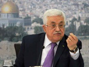 فلسطینی صدر کا امریکا اور اسرائیل سے تمام معاہدے منسوخ کرنے کا اعلان