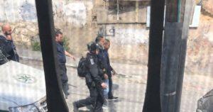 مقبوضہ بیت المقدس میں اسرائیلی پولیس نے 14 فلسطینی اغوا کر لیے