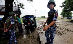 میانمار: رخائن میں فوجی آپریشن کی تیاریاں، ہزاروں شہری بے گھر