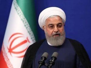 متحدہ عرب امارات کا اسرائیل کیساتھ معاہدہ مسلمانوں کے ساتھ غداری ہے، ایرانی صدر