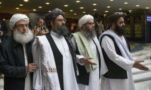 طالبان کا وفد بین الافغان مذاکرات کیلئے قطر پہنچ گیا