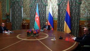 آذربائیجان، آرمینیا تنازع: روس میں ہونے والے مذاکرات کامیاب، دونوں جنگ بندی پر اتفاق