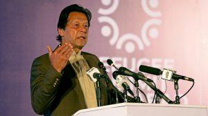 فرانسیسی صدر نے جان بوجھ کر مسلمانوں کو اشتعال دلایا، عمران خان