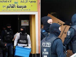 جرمنی میں پولیس کا مسجد پر چھاپہ، نمازیوں کو ہراساں کیا گیا