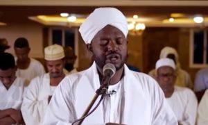 معروف سوڈانی قاری شیخ نُورین کار حادثے میں جاں بحق