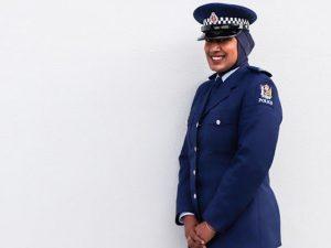 نیوزی لینڈ: خاتون پولیس اہلکاروں کیلئے حجاب متعارف