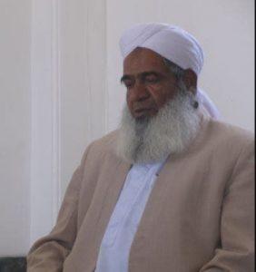 شیخ کامل عارف باللہ حضرت مولانا مفتی خالد دہواری انتقال کرگئے