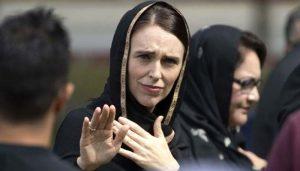 نیوزی لینڈ کی وزیراعظم نے مساجد حملے میں انٹیلی جنس ناکامی پر معافی مانگ لی