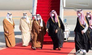 قطر سے تنازع ختم، خلیجی ممالک کے سربراہان کی سعودی عرب آمد