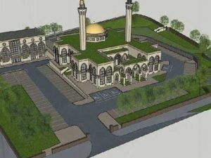 انگلینڈ میں ارب پتی مسلمان بھائیوں کوعالیشان مسجد بنانے کی اجازت مل گئی
