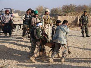 افغانستان سے امریکی انخلا کی مہلت ختم ہونے پر طالبان کے حملے شروع