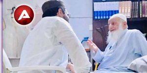 مولانا ڈاکٹر عبدالرزاق سکندر صاحب کے ساتھ گزرے لمحات کی چند جھلکیاں