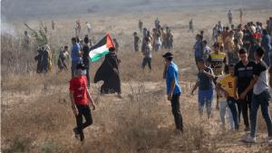 اسرائیلی فائرنگ سے زخمی فلسطینی نوعمر چل بسا