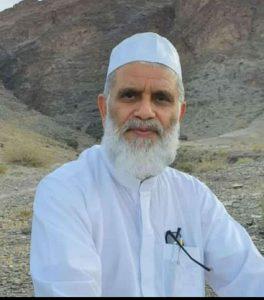 دارالعلوم زاہدان کے استاذ انتقال کرگئے