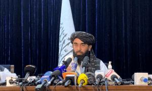 طالبان نے افغانستان میں نئی حکومت کی تشکیل کا اعلان کردیا