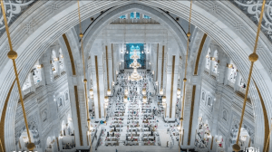 مسجد حرام کی تیسری توسیع، فن تعمیر کا شاہکار اور خدمات کا عالمی معیار