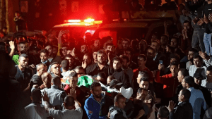 مغربی کنارے میں اسرائیلی فوج کی فائرنگ سے چار فلسطینی نوجوان شہید