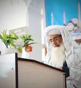 مولانا خدارحم رودینی انتقال کرگئے
