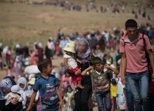 الذكرى العاشرة للثورة.. مظاهرات بسوريا والمبعوث الأممي يعتبر معظم الحل ليس بيد السوريين