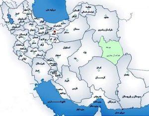 """مناطق أهل السنة في """"خراسان الجنوبية"""" (2)"""