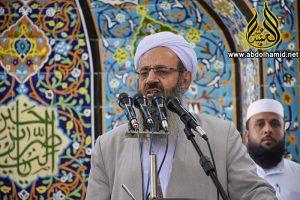 فضيلة الشيخ عبد الحميد ينتقد ضمّ أراض مملوكة إلى الأراضي الوطنية
