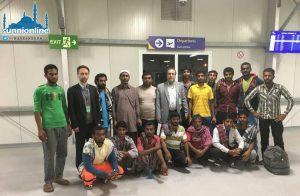 من زاویة السجن إلی حضن الأسرة / الجانب المنسی من قصة اعتقال 17 من الصيادين البلوش في صوماليا حتى إطلاق سراحهم