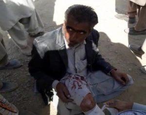 قتلى وجرحى مدنيون جرّاء إطلاق النار في منطقة سراوان الحدودية شرقيّ إيران