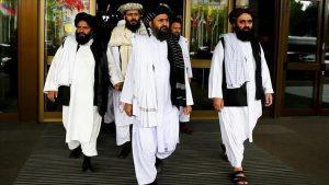 """طالبان تحذر الولايات المتحدة من """"عمل مضاد"""""""