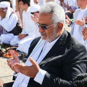حاج امید شهبخش؛ یکے اچ اے ملک ءِ بے مٹیں ھستیان اَت