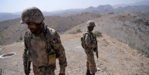 بلوچستان ءِ پنچ سال ءِ مردمانی روزگار تچگ ءَ بارڈر ءَ گوں همگرنچ انت