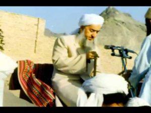 مولانا دینمحمد درّکانی تأثر ۆ ترانگان شه مولانا عبدالعزیز رحمهالله