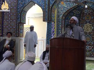 Shaikh Ab. Hamid Criticizes Annexation of People's Lands to National Lands