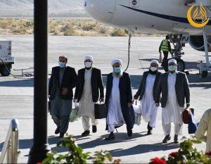 Shaikh Abdol-Hamid Returns Home from Turkey