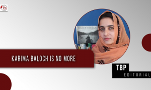 Karima Baloch is no more