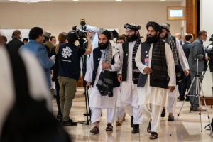 Afghan rivals agree to meet again after inconclusive Doha talks