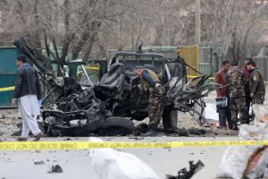 Three separate Kabul explosions kill 5, wound 2: Afghan police