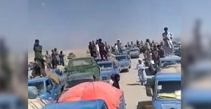 Iran: Dozens of Fuel Traders Killed & Wounded at Border