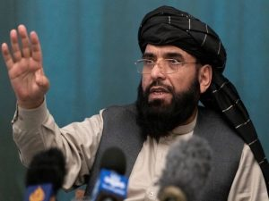 Taliban expect US withdrawal in May; vow to restore Islamic rule