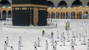 Saudi Arabia to increase Mecca Grand Mosque capacity for Umrah in Ramadan