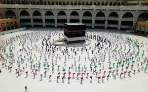 Sources say Saudi Arabia considering barring overseas Haj pilgrims for second year