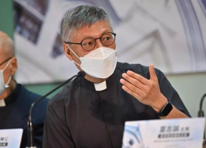 Vatican's new Hong Kong bishop says religious freedom must stay