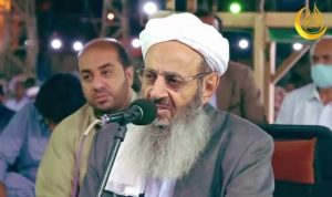 Shaikh Ab. Hamid Welcomes Saudi-Iranian Negotiations