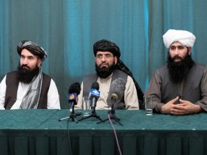 Taliban warn Afghan neighbours against allowing US bases