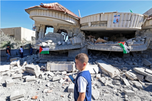 Israel demolishes family home of suspected Palestinian attacker