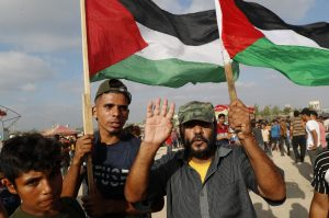 Palestinian boy shot by Israeli forces in Gaza dies