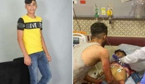 Israeli fire kills teen during West Bank clash