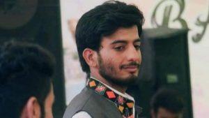طالب علم حیات بلوچ کو قتل کرنے والے ایف سی اہلکار کو موت کی سزا