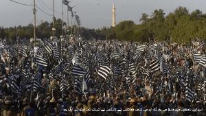 پاکستان کے وفادار اسرائیل کو تسلیم نہیں کر سکتے: مولانا فضل الرحمن