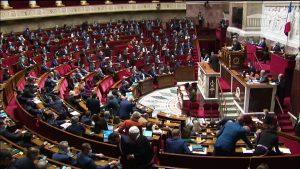فرانس میں اسلام دشمن قانون کی منظوری