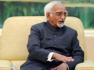 ہندوستان میں مسلمانوں کی جان و مال محفوظ نہیں، سابق بھارتی نائب صدر